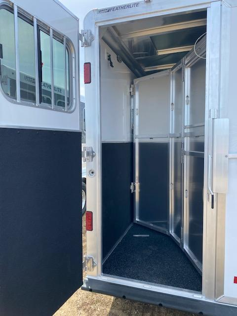 "2021 Featherlite 7441 3H Horse BP 52""Dressing Room"