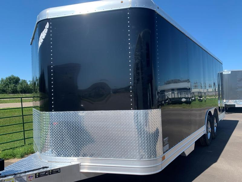 2019 Featherlite 4926 20' Enclosed Cargo Trailer
