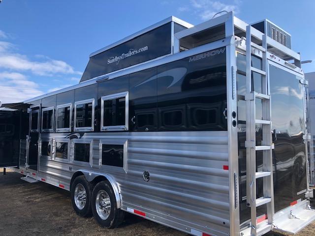 2020 Merhow Trailers 8513.5 Horse Trailer