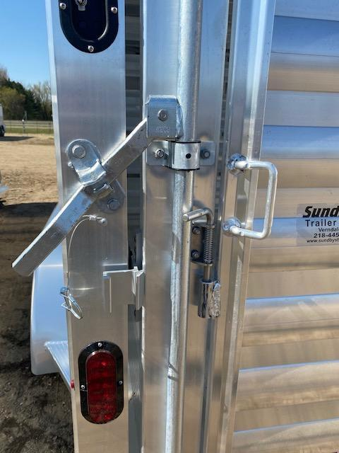 2022 Exiss Trailers EXP STK 616 Livestock Trailer
