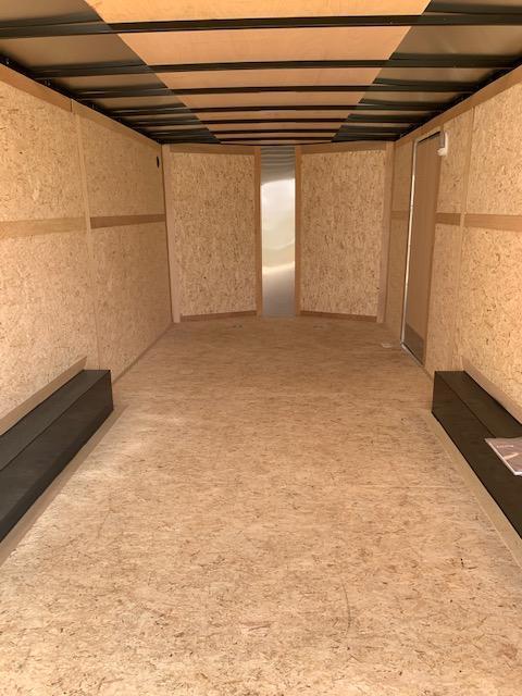 2020 Haulmark Passport 852 Enclosed Cargo Trailer
