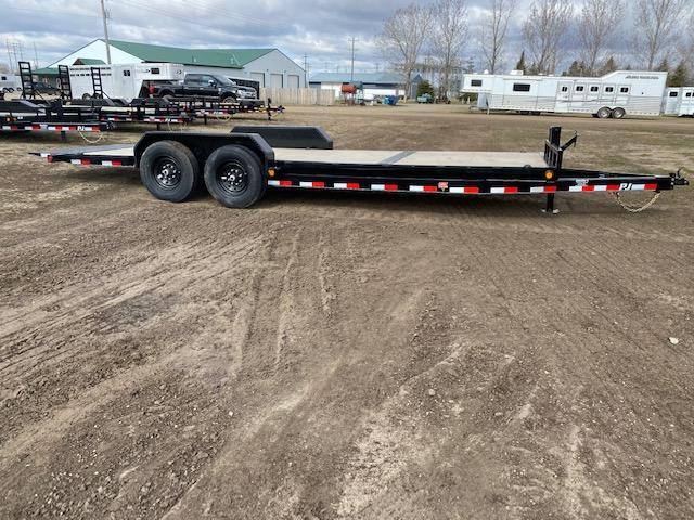 "2021 PJ 22'x6"" Channel Equipment Tilt"