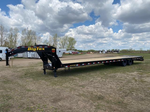 2022 Big Tex 40' Flatbed