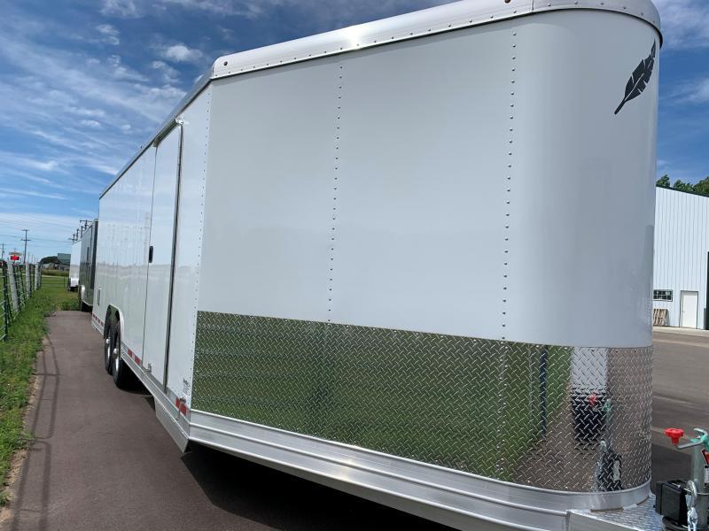 2020 Featherlite 4926-24 Enclosed Cargo Trailer