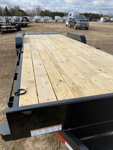 2021 Big Tex 24' Flatbed Trailer