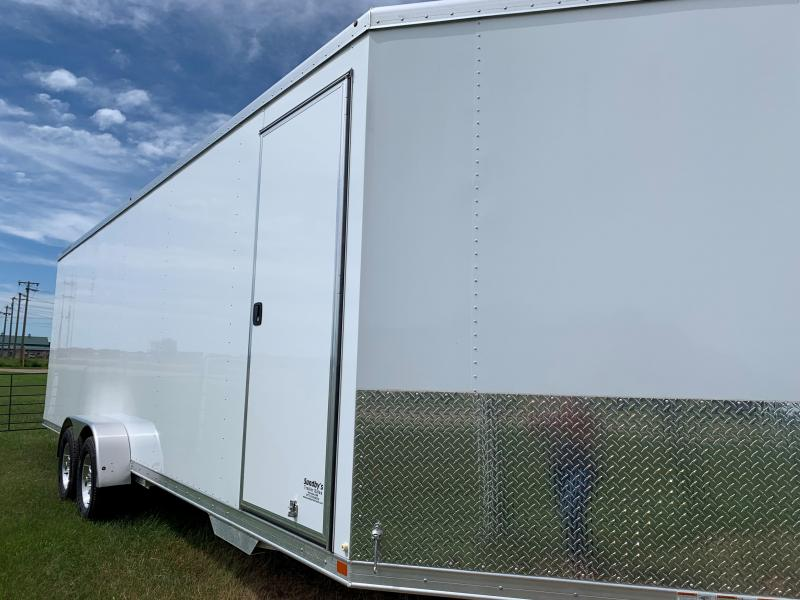 2020 Featherlite 1610V-24 Enclosed Cargo Trailer