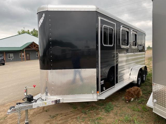 2019 Featherlite 9409-672H Horse Trailer