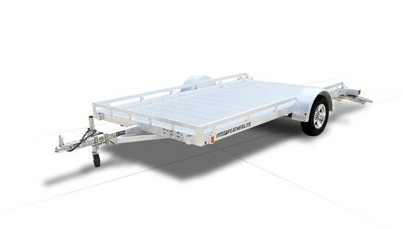 2022 Featherlite 1693 12' Utility Trailer
