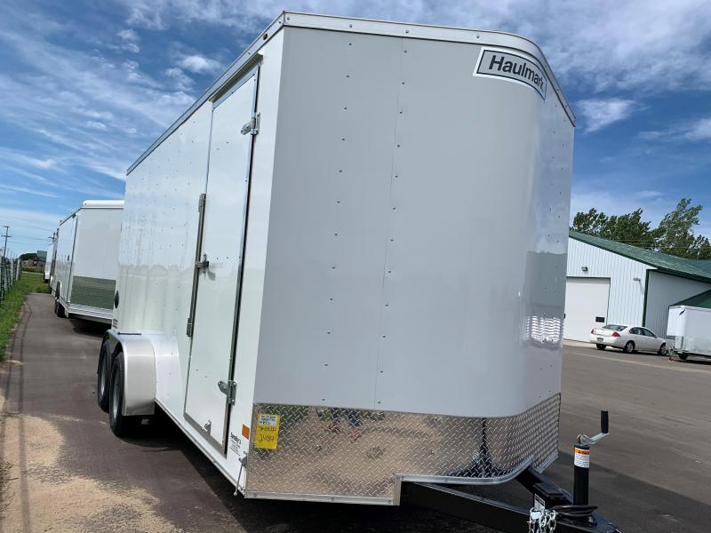 2020 Haulmark PP7716T2-D Enclosed Cargo Trailer