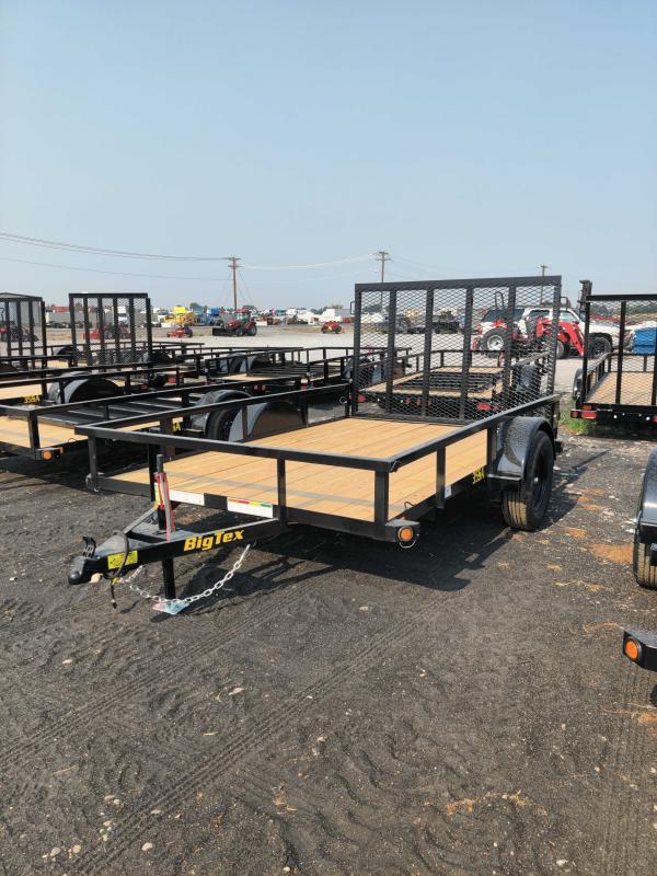 2022 Big Tex 35SA-10 Utility Trailer