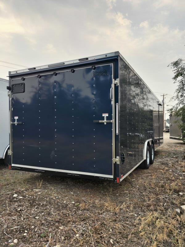 2022 Cargo Express CSABA8.5X26TE3FE Car / Racing Trailer