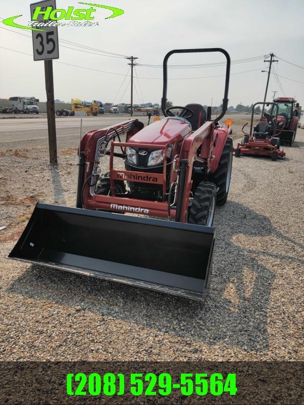 2021 Mahindra 2600 Series 2638 HST Tractor