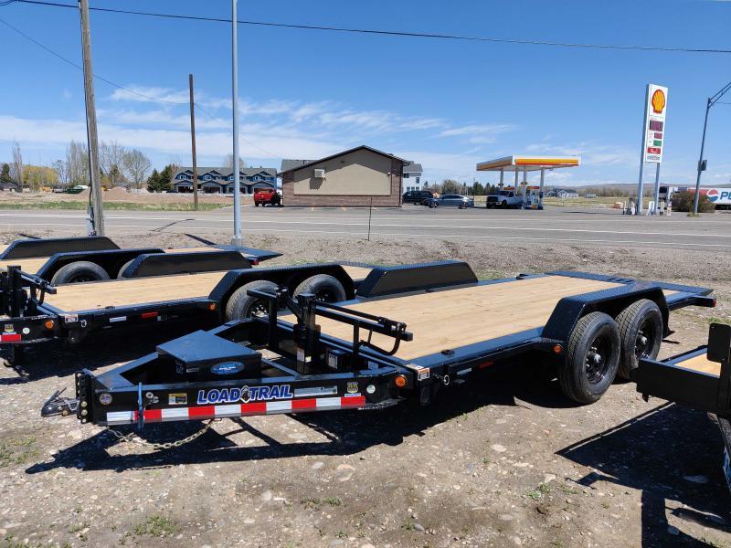 2021 Load Trail TH14 83X16 Equipment Trailer