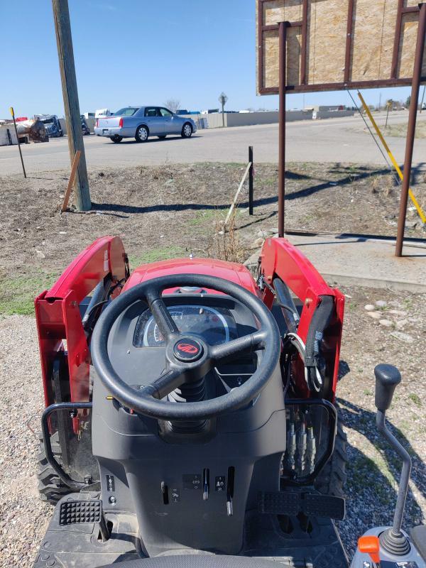 2021 Mahindra 1600 Series 1640 HST Tractor