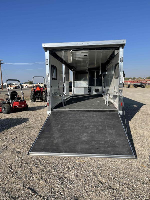 2022 Sundowner Trailers RCS28GN Snowmobile Trailer