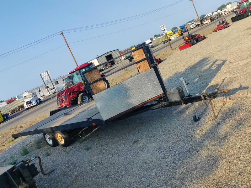 2019 Other HomeMade Snowmobile 4 Place 24' Trailer