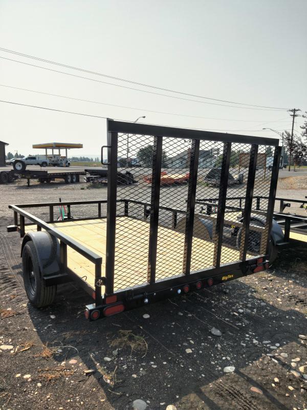 2021 Big Tex 35SA-10 Utility Trailer