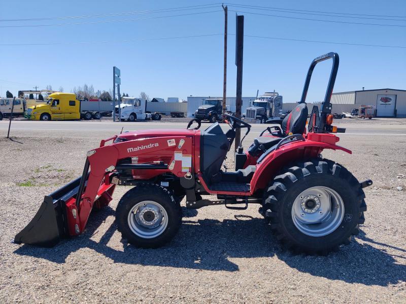 2021 Mahindra 1600 Series 1626 HST Tractor