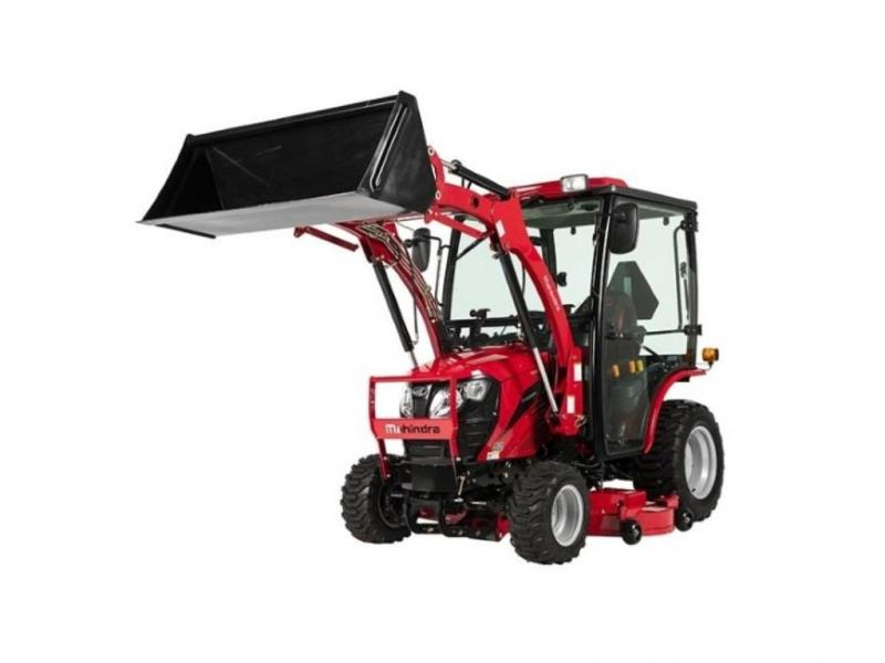 2020 Mahindra eMax 25 L HST Cab Tractor