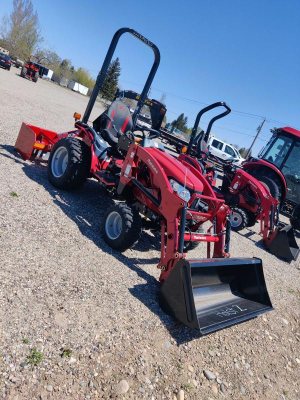 2020 Mahindra eMax 22L HST Tractor