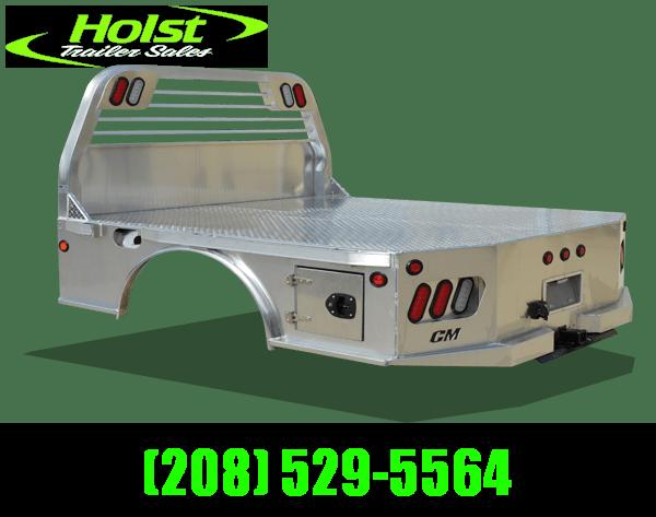 2021 CM AL SK Aluminum Truck Bed