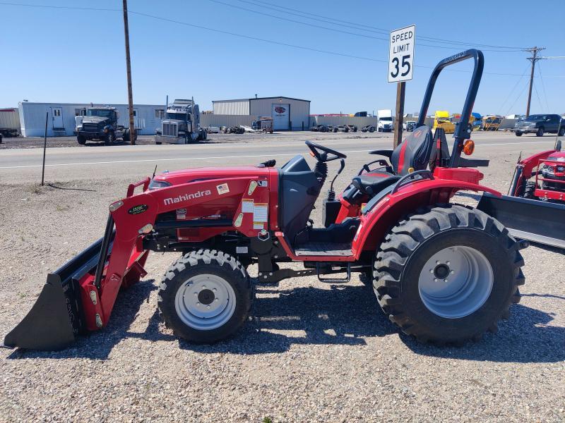 2020 Mahindra 1600 Series 1626 HST Tractor