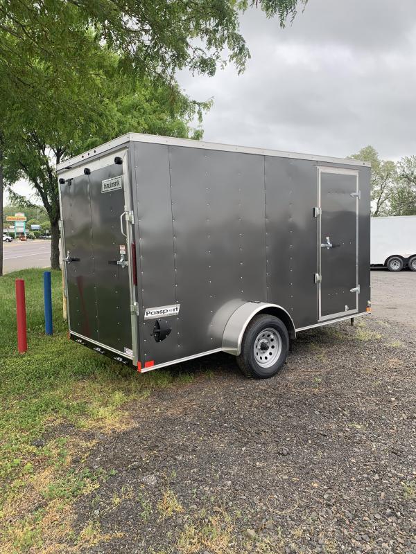 2020 Haulmark TSV612S2 Enclosed Cargo Trailer