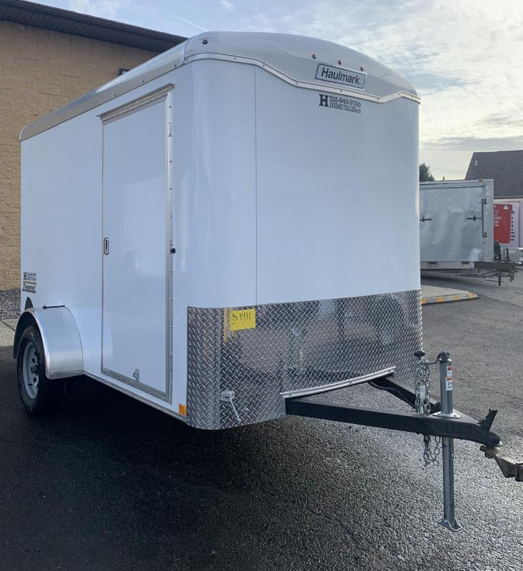 2020 Haulmark TS610S2 Enclosed Cargo Trailer