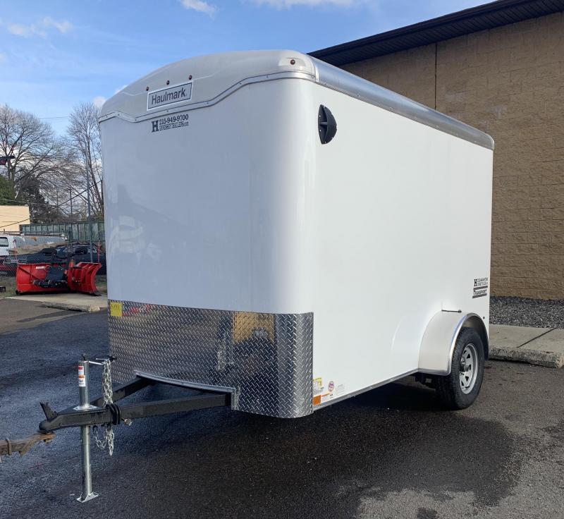 2020 Haulmark TS610S2 Enclosed Cargo Trailer