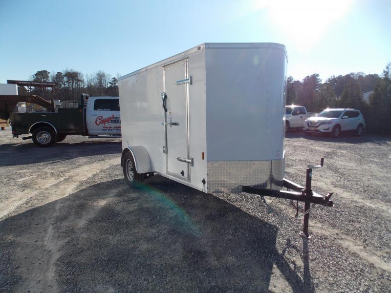 2021 Forest River GANS612SA Enclosed Cargo Trailer