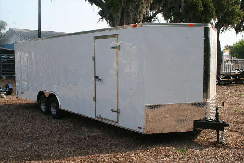 2021 Forest River GANS8.528TA3 Enclosed Cargo Trailer