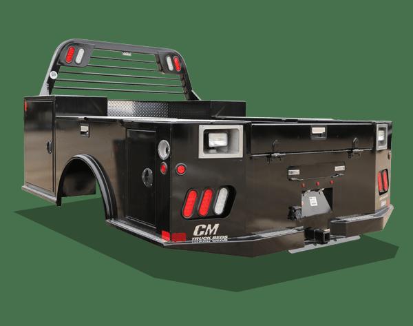 2021 CM Truck Beds TM Deluxe Truck Bed Truck Bed