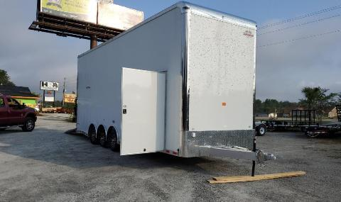 2021 Continental Cargo GAEL8.532TTA4 Car / Racing Trailer