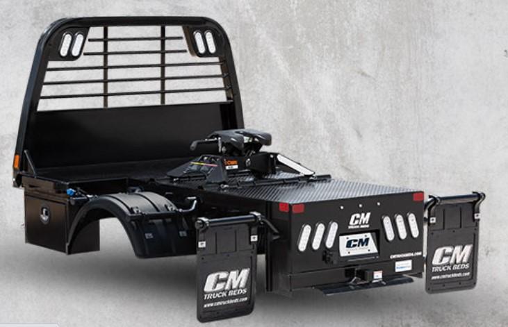 2022 CM Truck Beds HS Hotshot Body Truck Bed