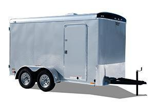 2021 Forest River GANS712TA2 Enclosed Cargo Trailer
