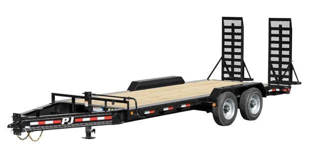 "2021 PJ Trailers 10"" Pro-Beam Equipment (H5) Equipment Trailer"
