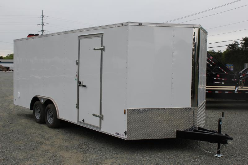 2021 Forest River GANS716TA3 Enclosed Cargo Trailer