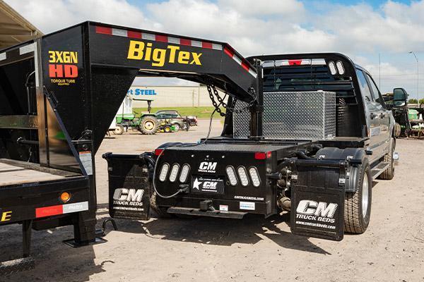 2021 CM Truck Beds HS Truck Bed