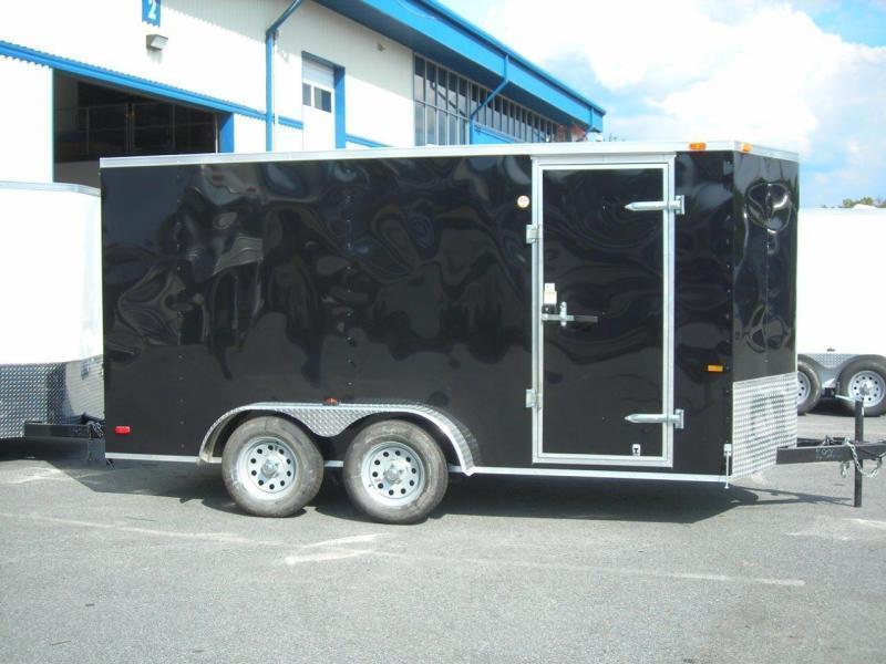 2021 Forest River GANS714TA2 Enclosed Cargo Trailer