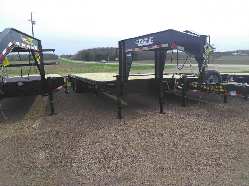 2020 DCT 32FT GN DECKOVER 20K Flatbed Trailer