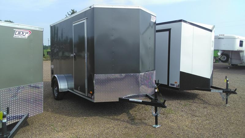 2020 Bravo Trailers SC612SA Enclosed Cargo Trailer