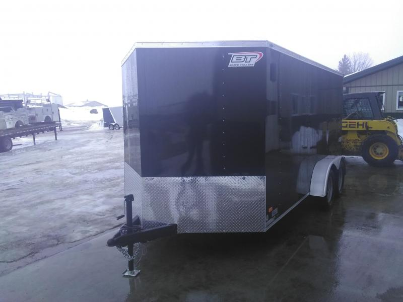 2019 Bravo Trailers SC714TA2 Enclosed Cargo Trailer