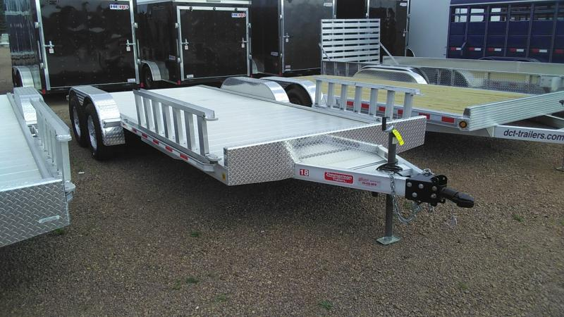 2020 Zimmerman 83-18 Car / Racing Trailer