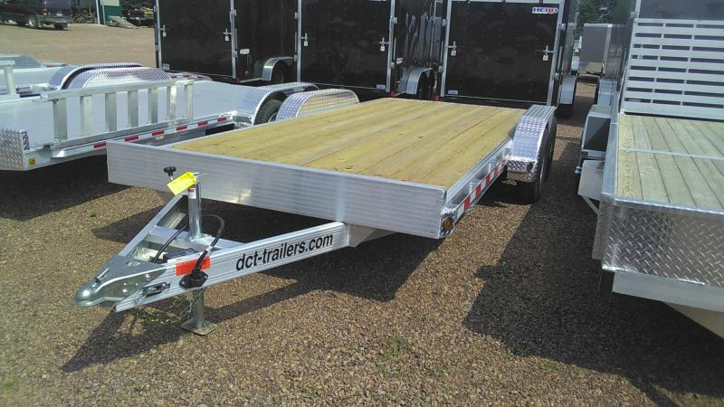 2020 DCT 83x18 Car / Racing Trailer