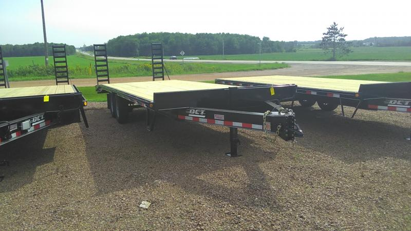 2020 DCT 24TP-14BT Equipment Trailer