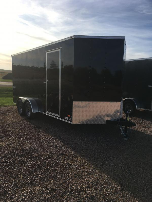 2022 Bravo Trailers SC716TA Enclosed Cargo Trailer