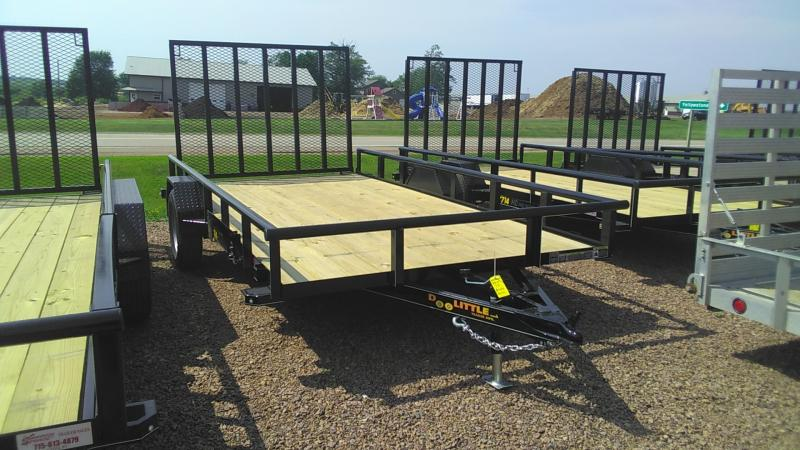 2020 Doolittle Trailer Mfg 84-14 Utility Trailer