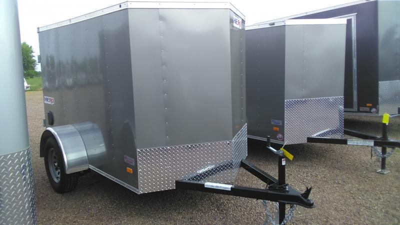 2020 Bravo Trailers HR58SA Enclosed Cargo Trailer