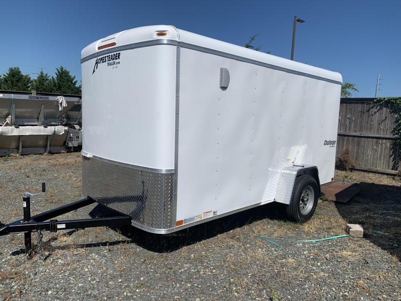 2021 Homesteader Trailers 712CS Enclosed Cargo Trailer