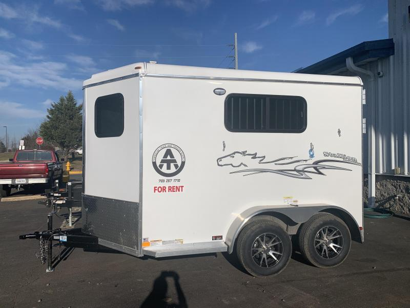2020 Homesteader Trailers Horse Trailer